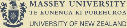 Massey University. Te Kunenga Ki Purehuroa. University of New Zealand
